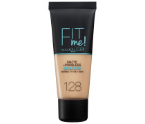 Nr. 128 - Warm Nude Foundation 30ml