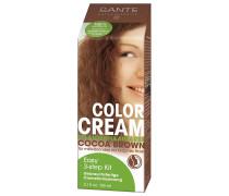 Cocoa Brown Pflanzenhaarfarbe 150ml