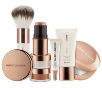 W2 Ivory Make-up Set