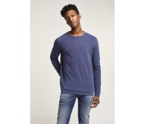 Sweatshirt indigo blue