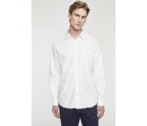 Oxford Hemd white