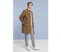 Mantel aus Baumwolle breen