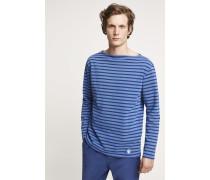 Langarmshirt  x Orcival indigo blue