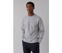 Relaxed Sweatshirt light grey melange