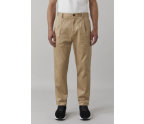 Boston Relaxed Chino sand