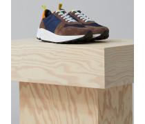 Chunky Sneakers fox brown