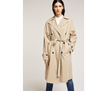 x F. Girbaud Trenchcoat middle beige