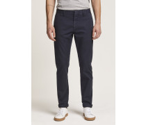 Clifton Slim Italian Twill navy