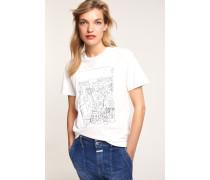 x Stefan Marx T-Shirt ivory