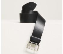 Gürtel mit Dornschließe black