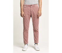 Cordhose Atelier Cropped frosted berries