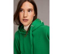 Kapuzensweatshirt mit  Print clover