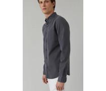 Button Down Shirt mid grey