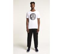 x F. Girbaud Reversible T-Shirt white