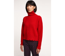 x F. Girbaud Strickpullover speed red