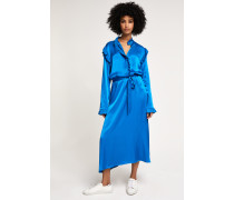 Statement Dress electric blue