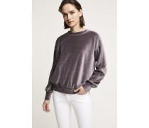 Nicki Sweatshirt greyed off lilac