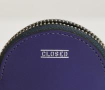 Mini Portemonnaie purple