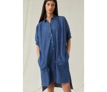 Jeanskleid mid blue