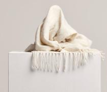 Schal mit Farbeffekten blanched almond