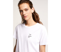 x Stop The Water While Using Me! T-Shirts white