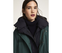 Three in One Parka evergreen