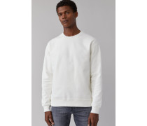 Relaxed Sweatshirt ivory
