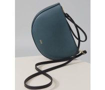 Myrtle Colour Block Bag evergreen