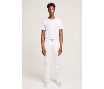x F. Girbaud Lester X-Straight White Denim white