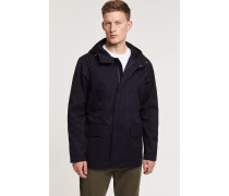 Short Parka dark night