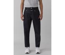 X-Lent Tapered Jeans dark blue