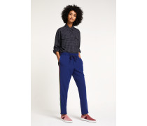Trackpants Blanch japanese blue