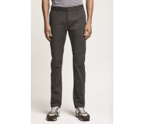 Clifton Slim Fit Chino steel grey