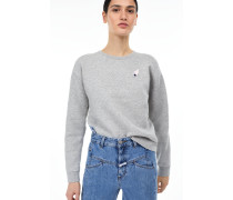 Shooting Star Sweatshirt light grey melange