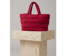 Puffer Bag ruby