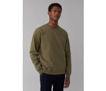 Relaxed Sweatshirt cypress