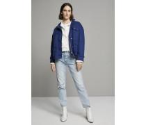 Worker Jacket indigo blue