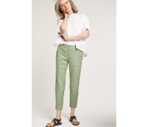 Jack Stretched Light Chino leaves