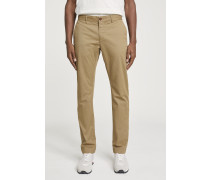 Clifton Slim Fit Brushed Chino tundra