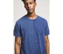 x F. Girbaud T-Shirt mit Laser Print worker