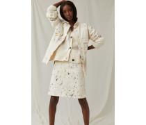 Colour Splash Skirt ivory