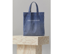 The  Jean Bag mid blue