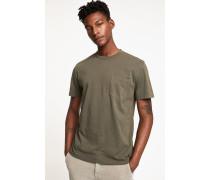 Basic T-Shirt deep woods