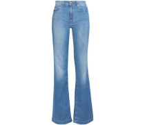 Charlize high-rise bootcut jeans