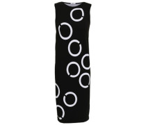Hiroko Jacquard-knit Dress Black