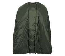 Oversized Shell Down Coat Army Green