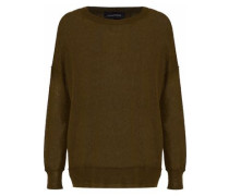 Knitted Sweater Army Green