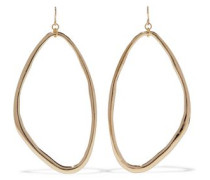 Gold-tone Earrings Gold Size --