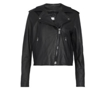Blair leather biker jacket