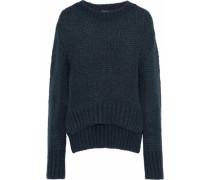 Megan open-knit sweater